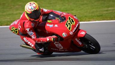 Manuel Poggiali, 125cc, 2001