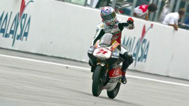 Arnaud Vincent, 125cc, 2002
