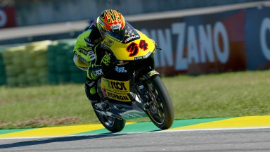 Andrea Dovizioso, 125cc, 2004