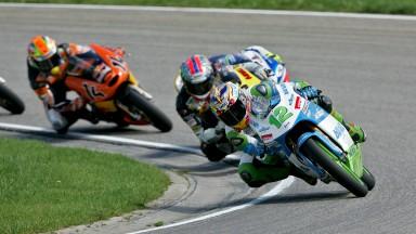 Thomas Luthi, 125cc, 2005