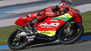 Mike Di Meglio, 125cc, 2008