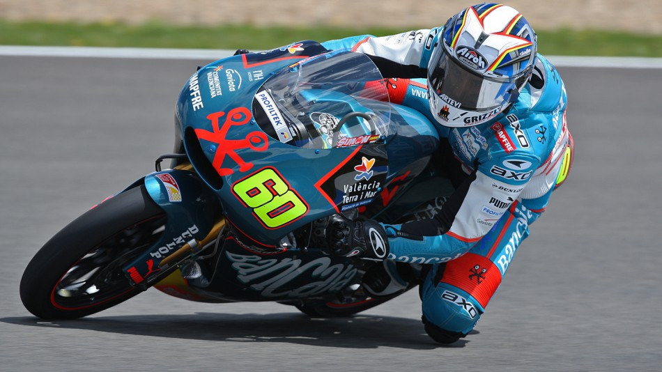 motogp.com · Julian Simon, 125cc, 2009