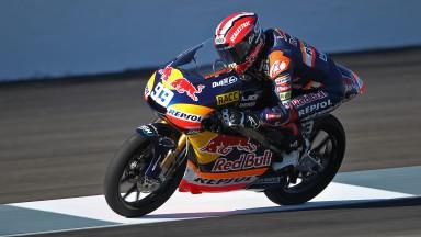 Marc Marquez, 125cc, 2010