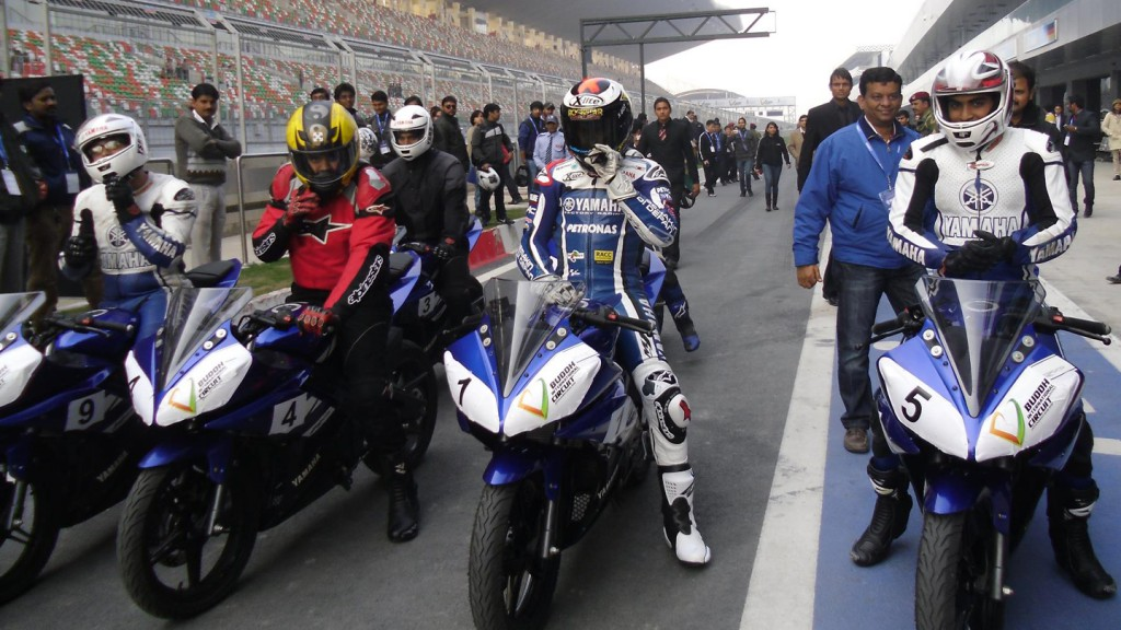 Jorge Lorenzo, Buddh International Circuit