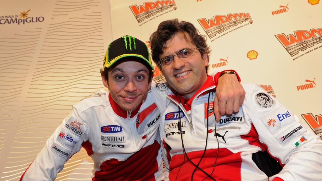 Valentino Rossi, Filippo Preziosi - Wrooom 2012