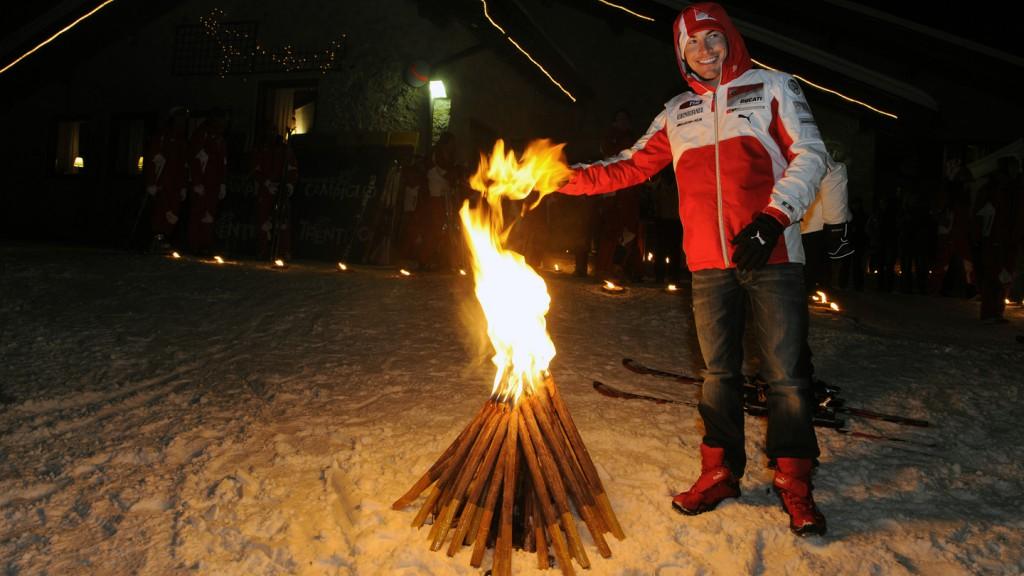 Nicky Hayden - Wrooom 2012