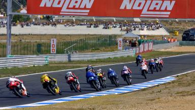 2001 Portuguese GP 125cc Highlights