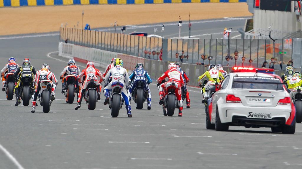 MotoGP, Pre-season