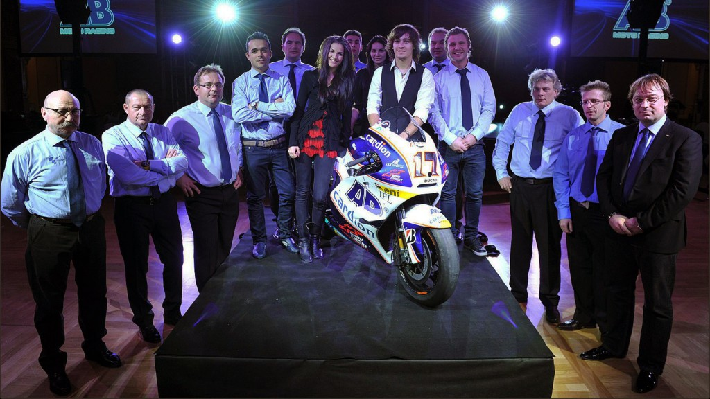 Karel Abraham, Cardion AB Motoracing - Official Presentation