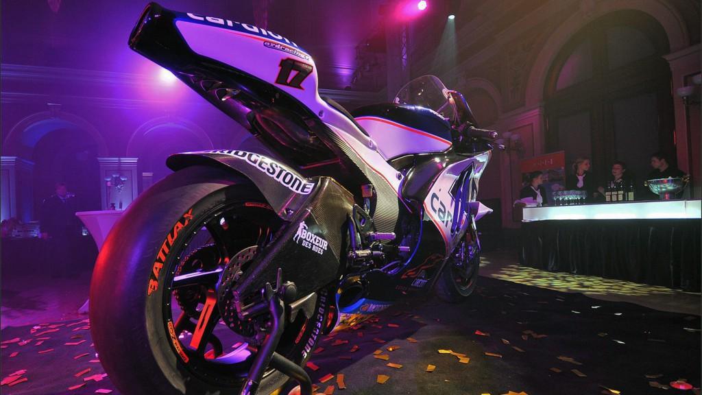 Ducati Desmosedici, Cardion AB Motoracing - Official Presentation