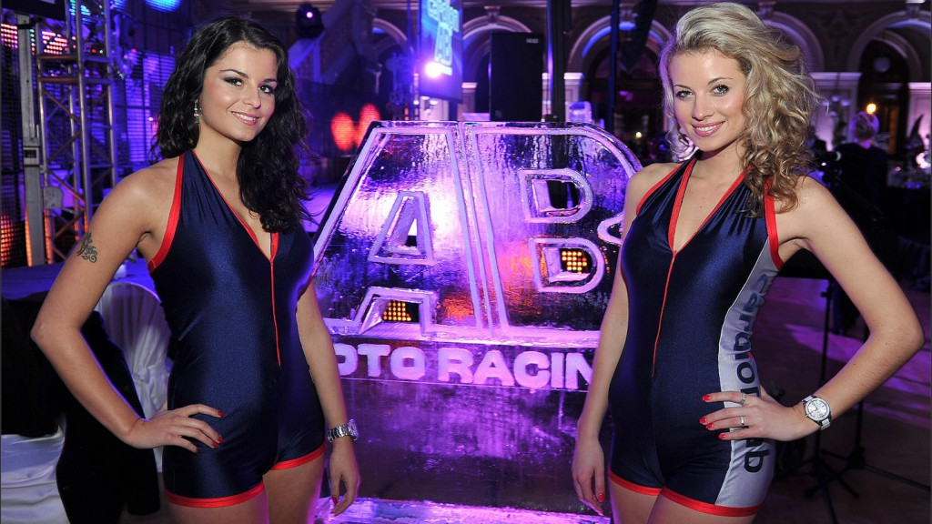 Paddock Girls, Cardion AB Motoracing - Official Presentation