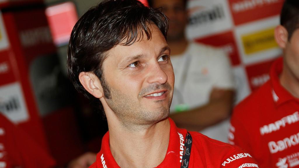 Gino Borsoi, Aspar Team