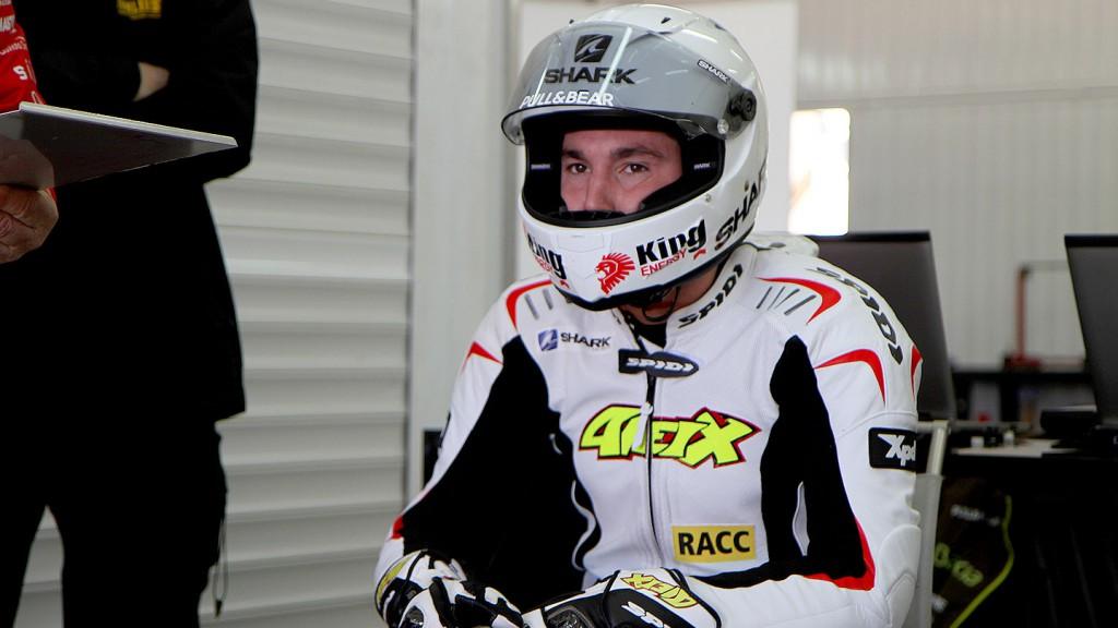 Aleix Espargaro, Aspar Team MotoGP, Valencia Test
