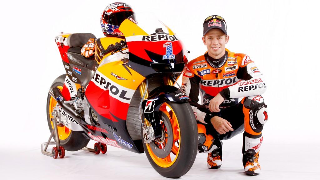 Casey Stoner, Repsol Honda Team, Presentation, Malaysia
