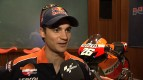 2012 - MotoGP - Repsol Honda Team Presentation - Interview - Dani Pedrosa
