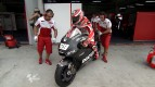 Sepang MotoGP Test 1 - Nicky Hayden in action