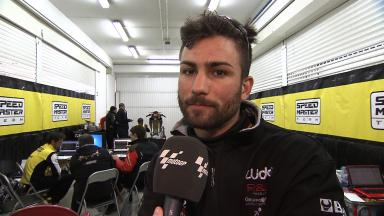 Pasini on his new adventure with Speed Master CRT