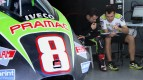 Sepang MotoGP Test 1 - Day 2 - Hector Barbera in action