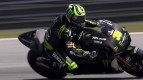 Sepang MotoGP Test 1 - Day 2 - Cal Crtuchlow in action