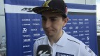 2012 MotoGP - Sepang Test 1 - Day 2 - Interview - Jorge Lorenzo