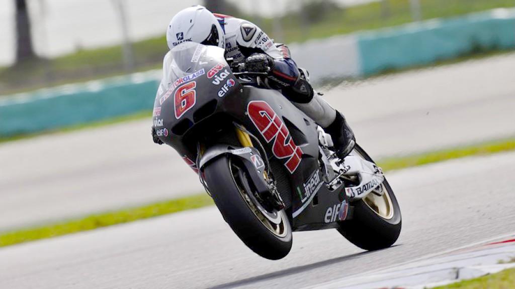 Stefan Bradl, LCR Honda MotoGP, Sepang Test