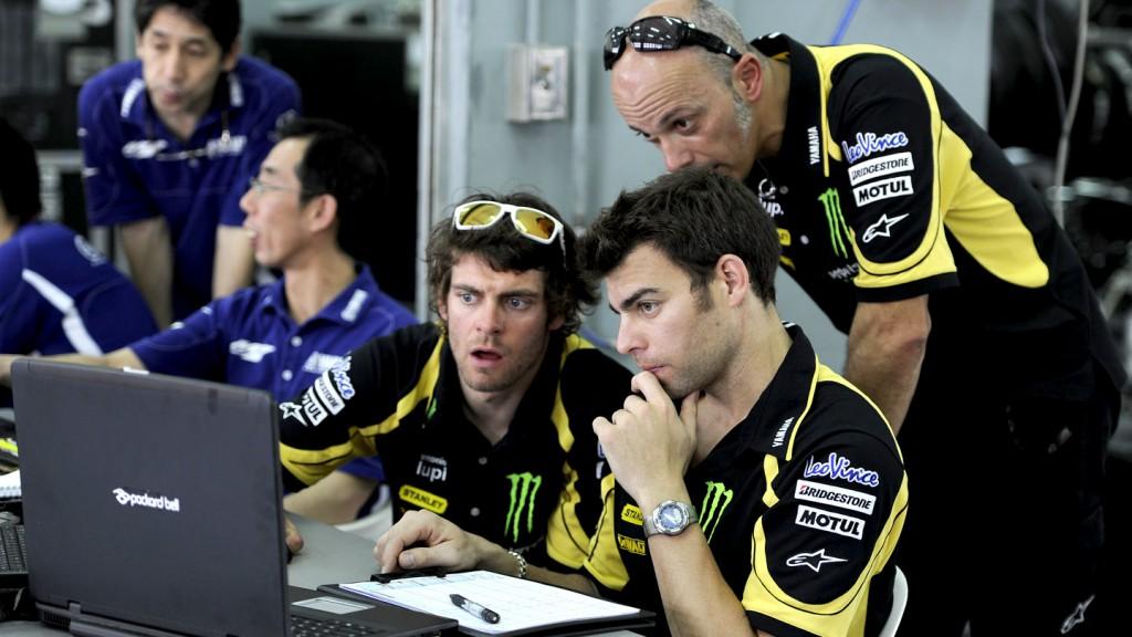 Cal Crutchlow, Yamaha Tech 3, Sepang Test