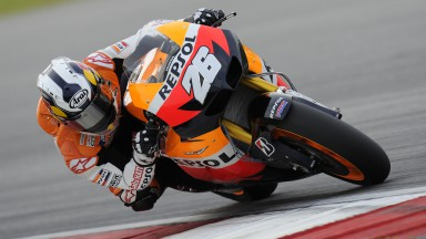 Dani Pedrosa, Repsol Honda Team, Sepang Test
