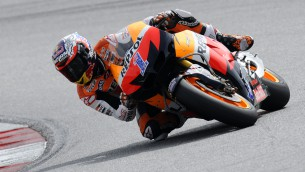 Repsol Honda Team on top  on day two in Sepang