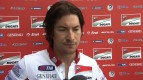 2012 MotoGP - Sepang Test 1 - Day 3 - Interview - Nicky Hayden