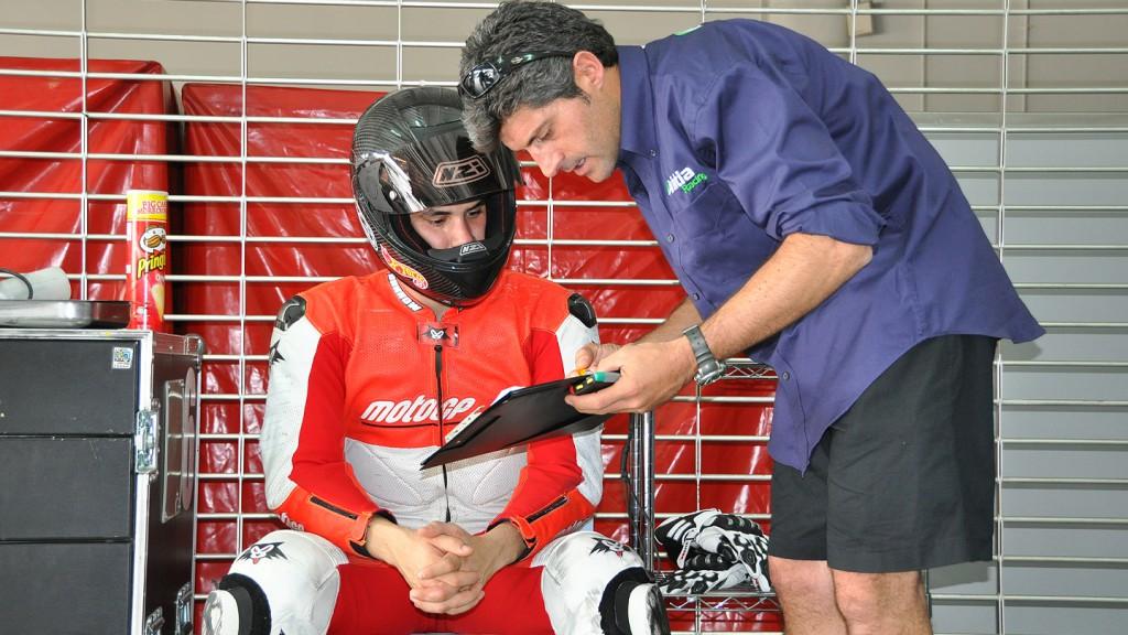 Jordi Torres, Avintia Racing, Sepang Test