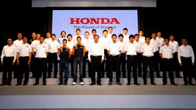 Honda Motor Sports Project Presentation