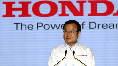 Takanobu Ito, Honda Motor Sports Project Presentation