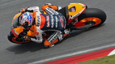Casey Stoner, Repsol Honda Team, Sepang Test