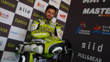 Hector Faubel, Aspar Team Moto3, Valencia Test