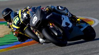 Scott Redding, Marc VDS Racing Team, Valencia Test