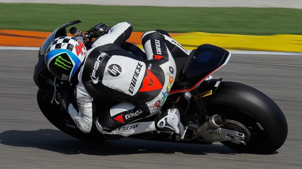 Pol Espargaro, Pons Racing, Valencia Test