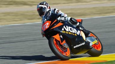 Yuki Takahashi, NGM Mobile Forward Racing, Valencia Test