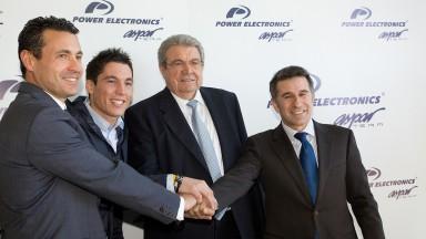 Aleix Espargaro, Jorge Martinez Aspar, Power Electronics Aspar