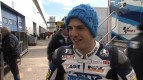 2012 Moto2 - Jerez Test - Day 2 - Interview - Claudio Corti