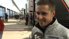 2012 - Moto2 - Jerez Test - Day 3 - Interview - Thomas Luthi