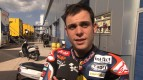 2012 - Moto3 - Jerez Test - Day 3 - Interview - Sandro Cortese