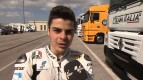 2012 - Moto3 - Jerez Test - Day 3 - Interview - Romano Fenati
