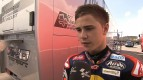2012 - Moto3 - Jerez Test - Day 3 - Interview - Danny Kent