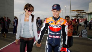 Casey Stoner Fatherhood Blog