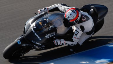 Randy de Puniet, Power Electronics Aspar, Jerez Test