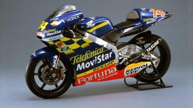 2001 Honda NSR 250