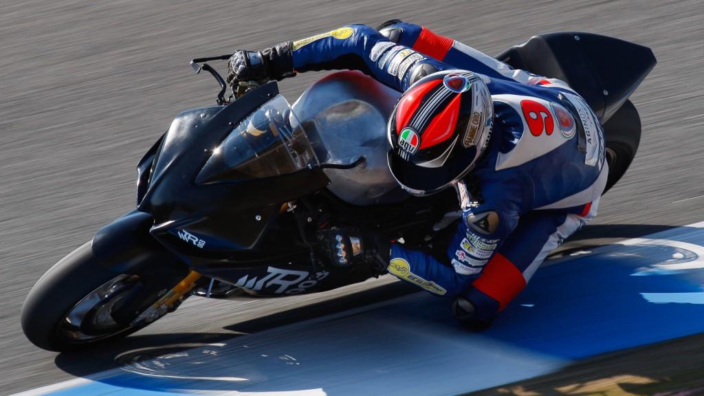 Danilo Petrucci, Ioda Racing Project, Jerez Test