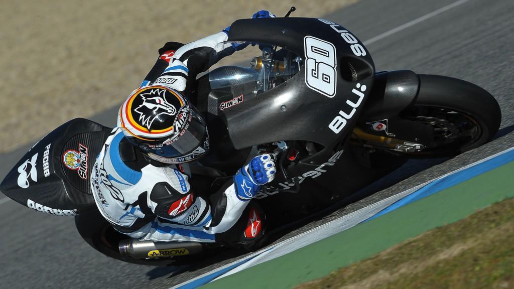 Julian Simon, Avintia Racing Moto2