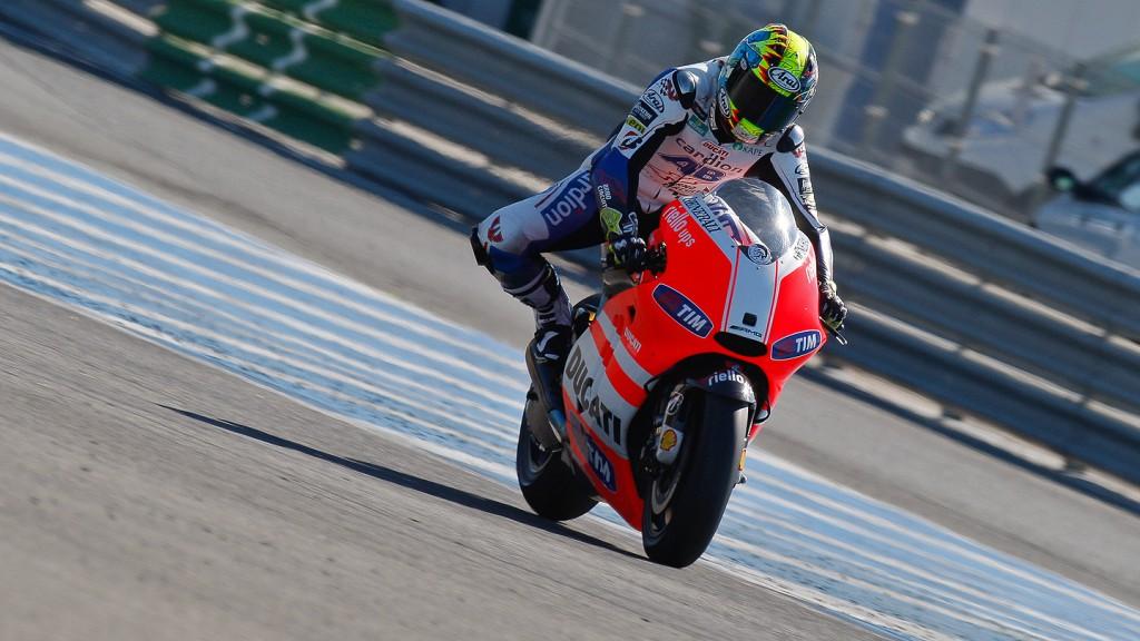 Karel Abraham, Cardion AB Motoracing, Jerez Test