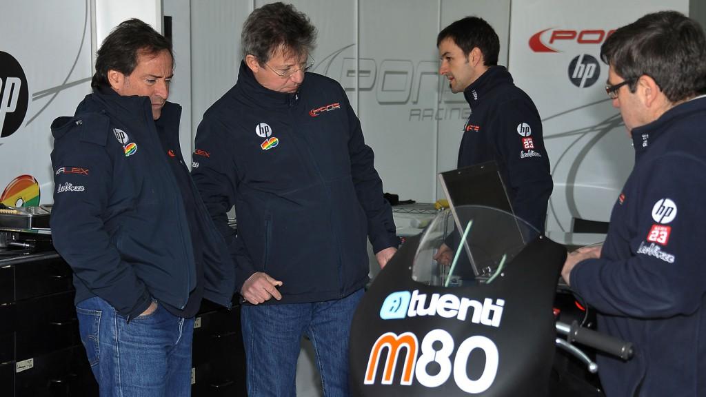 Sito Pons, Pons Racing